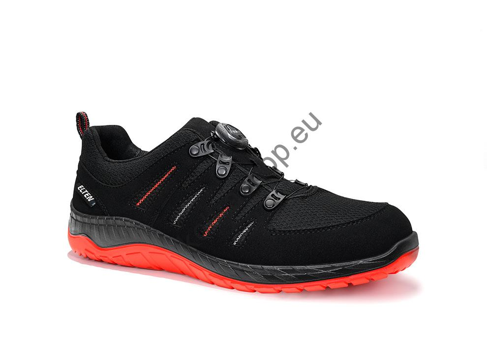MADDOX BOA® BLACK-RED LOW ESD S3