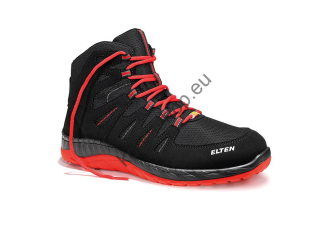 MADDOX Black-Red MID ESD S3
