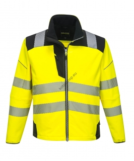 PW3 Bunda hi-vis softshell