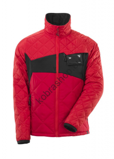 MASCOT® bunda ACCELERATE Traffic red/black