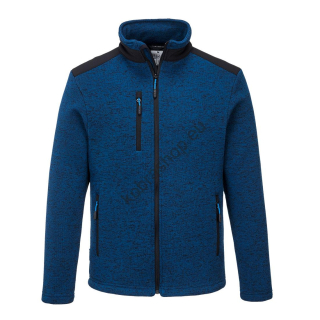 T830 - KX3 Performance fleece Modrá